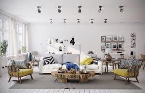 10 идеи за Скандинавско обзавеждане на вашия дом