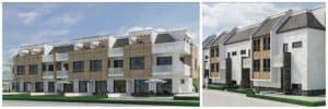 Комплекс луксозни къщи Флора